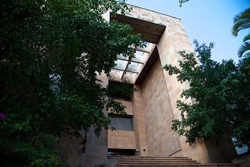 a building on Paseo de Montejo