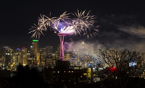 New Years Eve, Seattle | by tiffany98101
