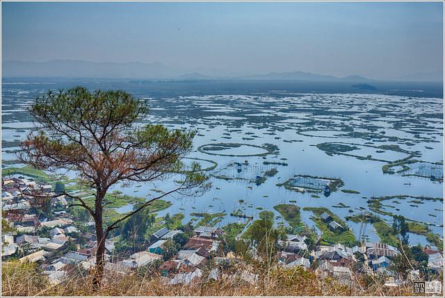 Loktak Lake - 1