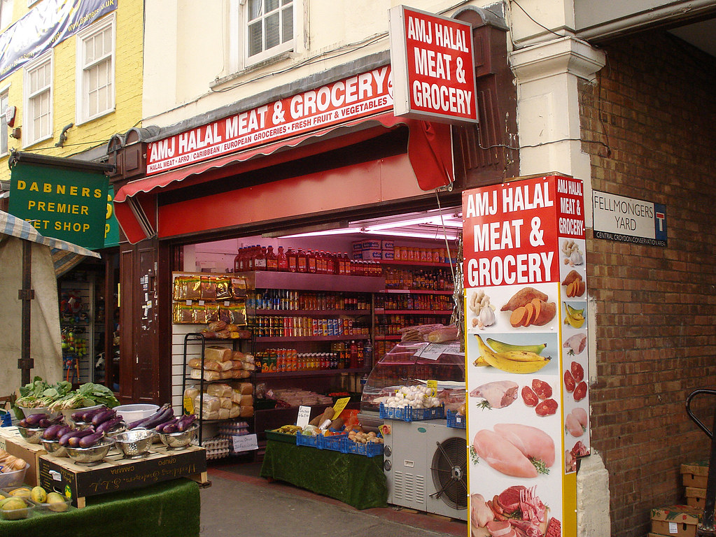 AMJ Halal Meat & Grocery, Croydon, London CR0 | Links: Compl