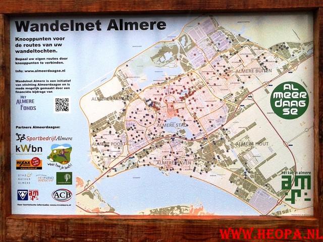 2015-02-19 Markeerdag  Almeerdaagse Almere (2)