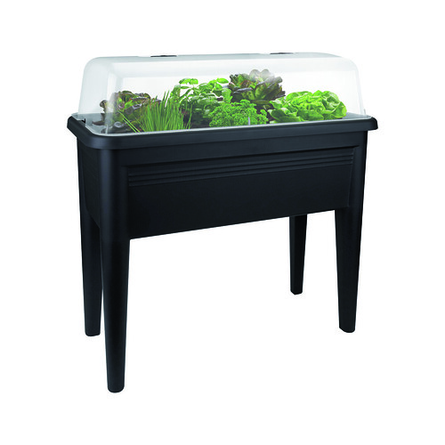 green basics grow table XXL & grow house XXL living black.p1-2 | by CulinaryTravels