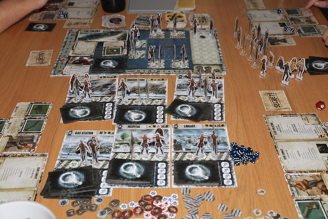 Best Cooperative Board Games Dead of Winter