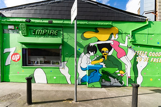 THE EMPIRE CHINESE RESTAURANT IN RATHMINES [DUBLIN STREET ART]-138479