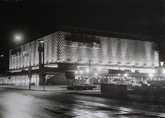 Centrum Warenhaus, Suhl, 1981