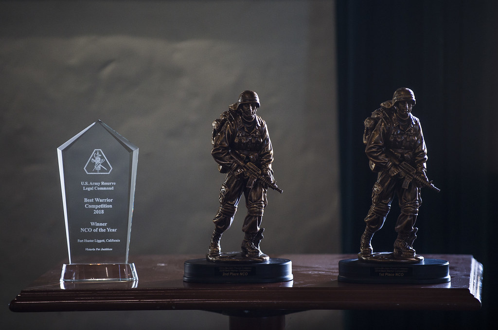 Military Police Best Warrior Competition