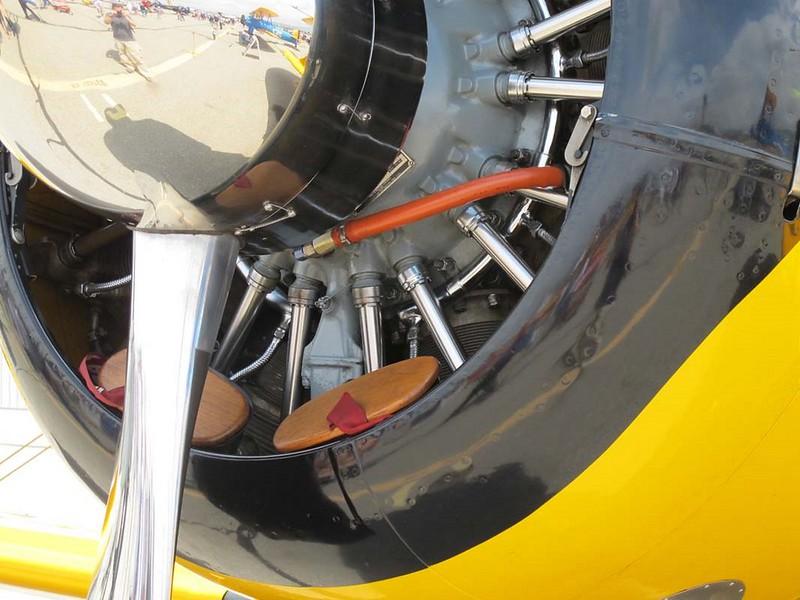Beechcraft B17R Staggerwing 3