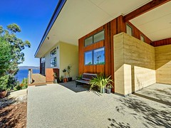 rammed earth craigs hill