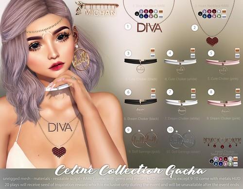 Celine @ Gacha Garden