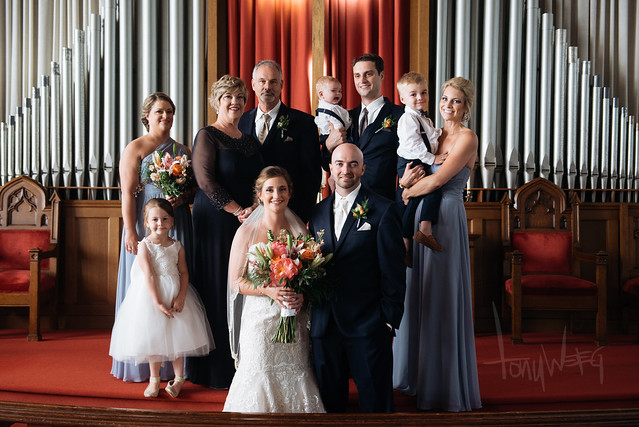 The Wedding of Jessie and Zack