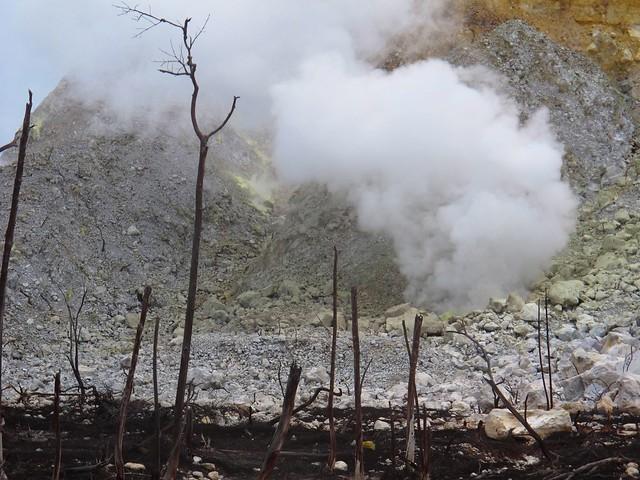 Garbuna volcano