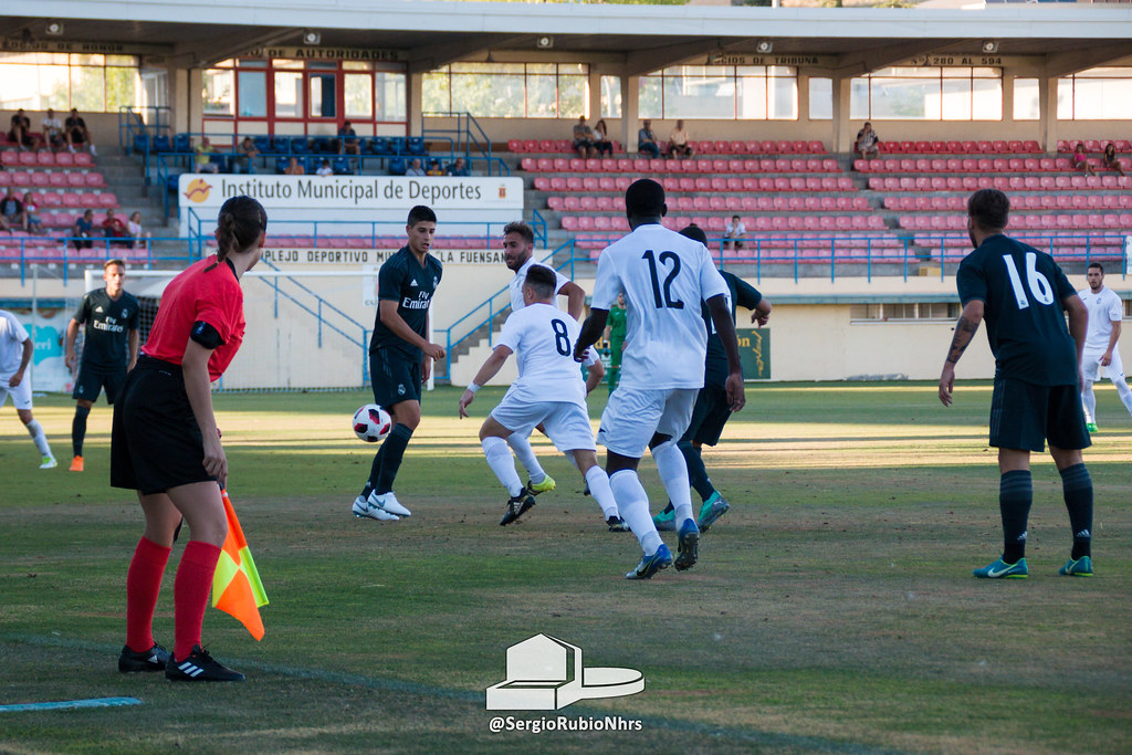 Conquense - Real Madrid Castilla