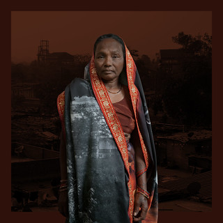 Bhopal Sticks to their Skin. Isabeau De Rouffignac, 2018. | by Bhopal Medical Appeal