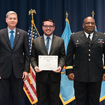 Fri, 07/27/2018 - 14:31 - On July 27, 2018, the William J. Perry Center for Hemispheric Defense Studies hosted a graduation ceremony for its 'Defense Policy and Complex Threats' and 'Cyber Policy Development' programs. The ceremony and reception took place in Lincoln Hall at Fort McNair in Washington, DC.