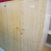 2 door maple Storage unit E120