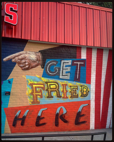 GET FRIED HERE | by iamhieronymus@gmail.com