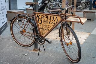 Granny Gears Bike-Store, Blankenberge
