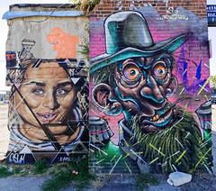 Urban Art@RAW Gelände