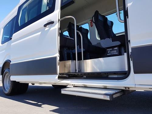 Nuevo minibus MAN TGE 5.180 intercity