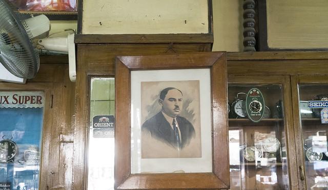 Founder Solomon Hinhayat