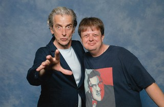 Peter Capaldi | by Martin's Autograph Collection