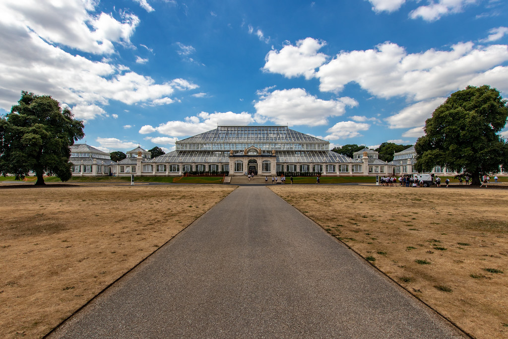 Kew Gardens' Temperate House reopens after £41m restoration