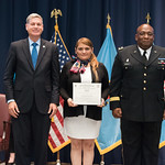 Vi, 07/27/2018 - 14:37 - On July 27, 2018, the William J. Perry Center for Hemispheric Defense Studies hosted a graduation ceremony for its 'Defense Policy and Complex Threats' and 'Cyber Policy Development' programs. The ceremony and reception took place in Lincoln Hall at Fort McNair in Washington, DC.