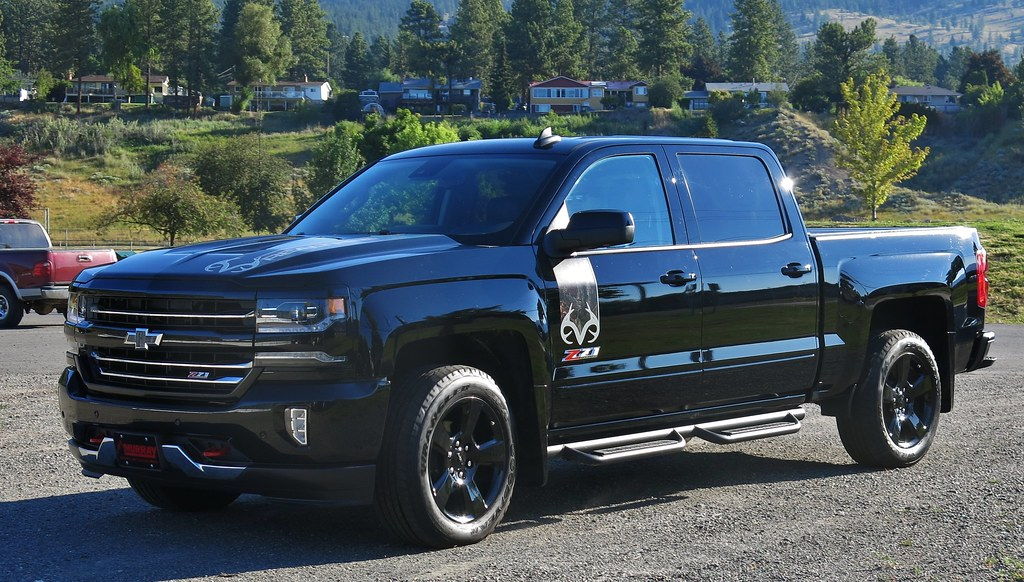 Silverado Realtree Edition >> 2018 Chevrolet Silverado Ltz Z71 Realtree Edition Custom Cab Flickr