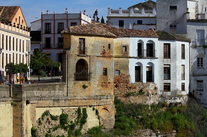Ronda, Spain - the 'Puente Nuevo'