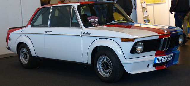 BMW 2002 Turbo 1974 white vr