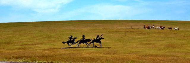 Roadside Art, South Dakota