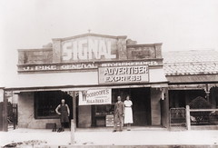 Pikes General Store (1918-1936) 22 High St, Willunga