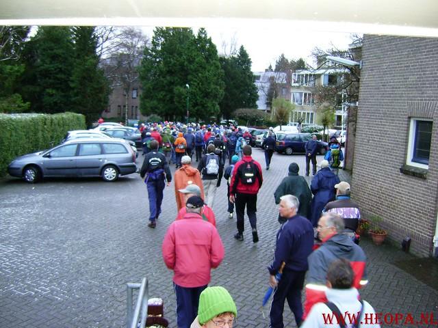 Baarn 40 Km    22-11-2008 (13)