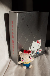 Hello Kitty Amigurumi | by Terriko