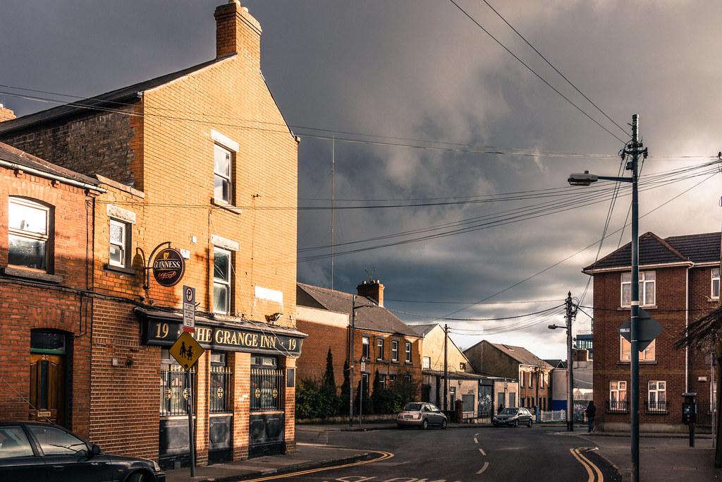 THE GRANGE INN [DUBLIN PUB] REF-101706