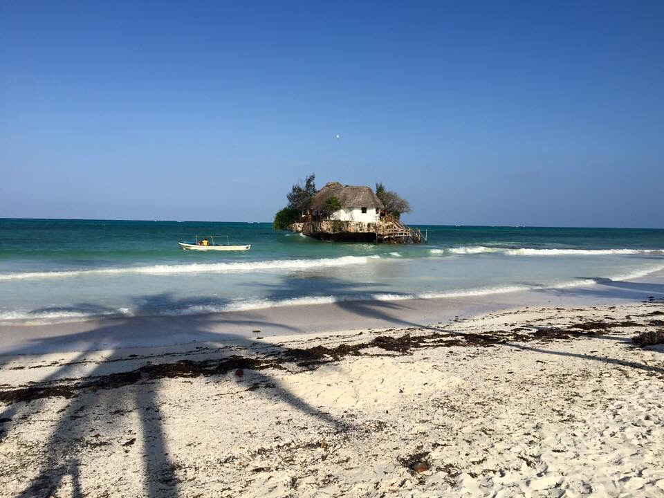 The Rock - Restaurants in Zanzibar