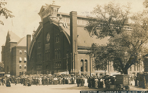 Convention Hall, May 19 1910