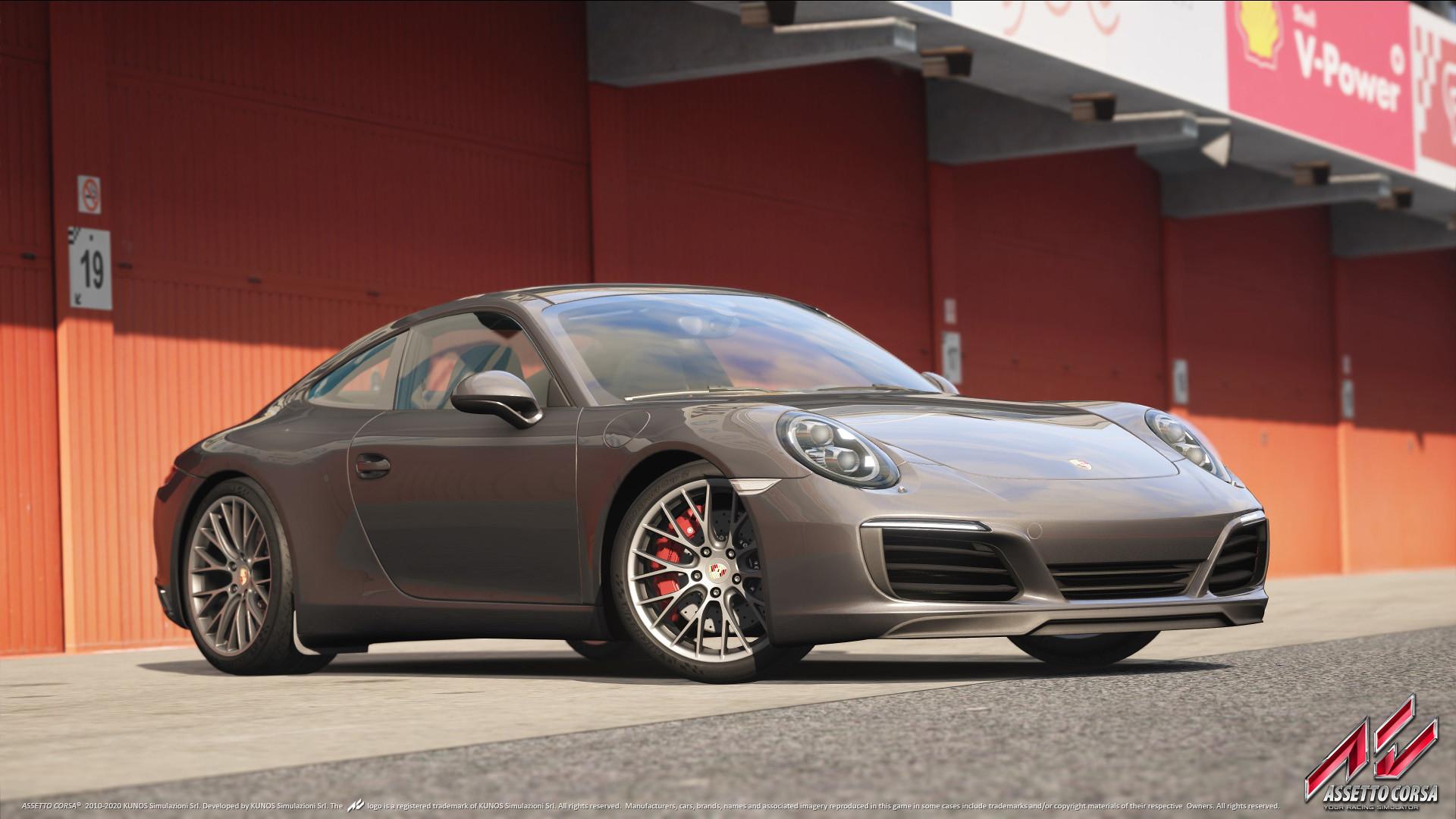 Porsche DLC 10