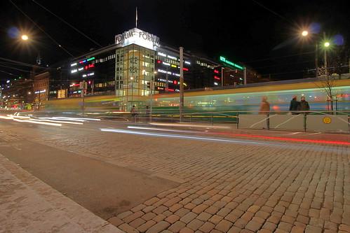 Helsinki center   by anywhereism