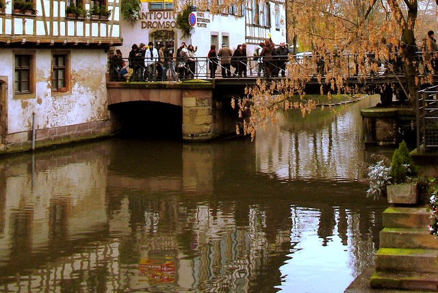 Autumn in Strasbourg ...