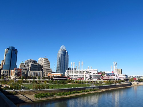 where to staycation outdoors Cincinnati