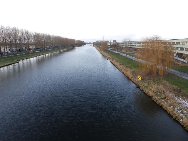 24-01-2015 Winterdag 25 Km Almere   (39)
