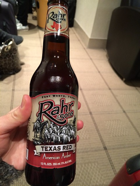 土, 2015-01-24 17:11 - Rahr & sons Texas Red