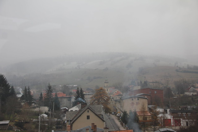 Głuszyca Górna village 02.12.2014