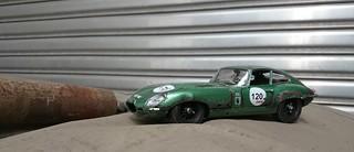 Jaguar E type rusty (9) | by www.MODELCARWORKSHOP.nl