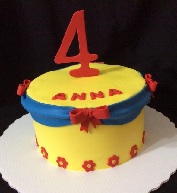 Anna's cake