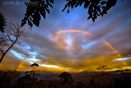 paisajes naturaleza color arcoiris atardecer ecuador natura puestadesol vistas tarde granangular piñas mirmir lozumbe panorámicarural