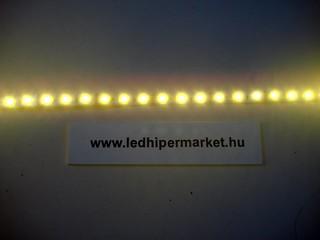 LED szalag, LED modul - Beltéri 5050-es fehérnyákos ledszalag