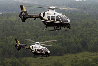 OPP Eurocopter EC135 Helicopters, 2011