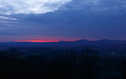 sunrise virginia blueridgemountains aftonmountain scenicoverlook interstate64 interstate64scenicoverlook
